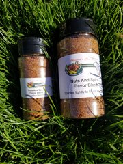 Nuts and Spice Flavor Blend