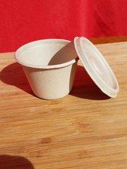 Plant Fiber Foraging Cup, small 4oz., dozen