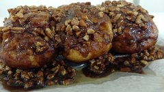 A Ring of Pecan Sticky Buns