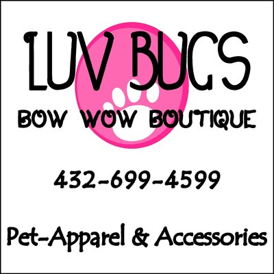 Luv Bugs Bow Wow Boutique