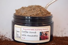 Coffee Scrub, 4 oz
