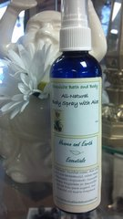 All-Natural Body Spray with Aloe