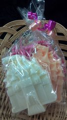 Handcrafted Soap: Pair of Fairy Castles