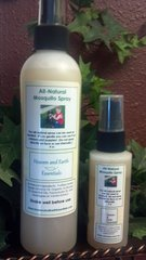 All-Natural Mosquito Spray, 2 oz