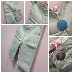 Coco Blanc Shell Shorts Size:8