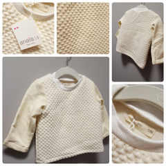 Anais & I Baby Jo Sweater Size:12M