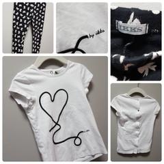 Ikks T-it Up Shirt/Pants Set Size:2