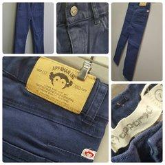 Appaman Blue Skinny Pants Size:7