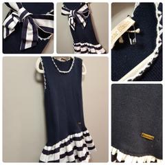 Cesar Blanco Sail Away Dress Size:4