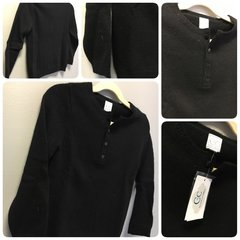 CdeC Black Sweater Size:6,8,10