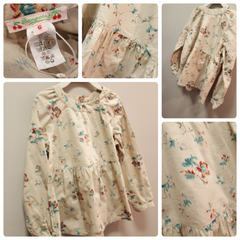 Bonpoint Rustic Flower Top Size:6