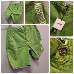 Moschino Beach Front Shorts Size:6