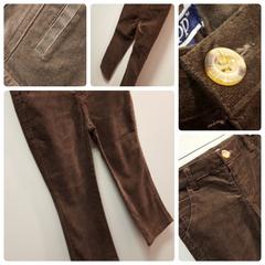 Kipp Brown Out Pants Size:3