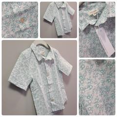 Tuchinda Dot Art Shirt Size:18M