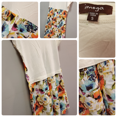 Imoga Signa Flower Dress Size:5