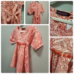 Antik Batik Dusty Dress Size:2