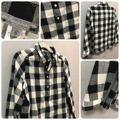 Bonpoint Black & White Tunic Size:6