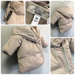 Armani Baby Girl Coat Size:6M