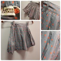 Sophie Catalou BeDot Skirt Size:3