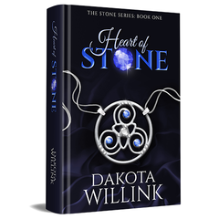 Heart of Stone, Author Signed Paperback