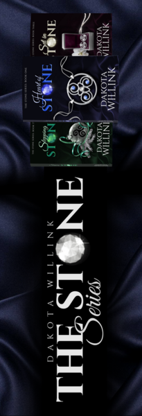 The Stone Series 2x6 Bookmark