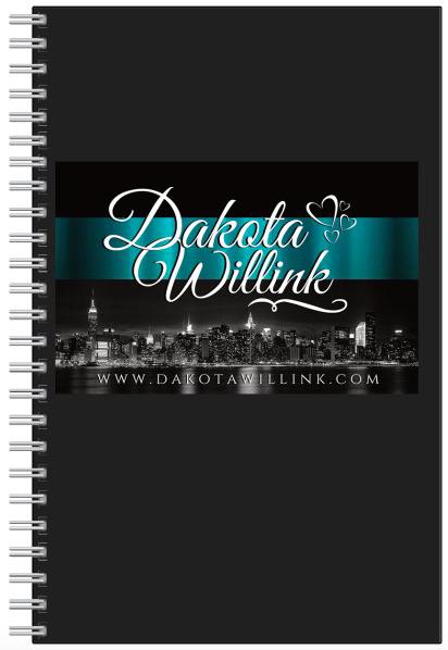 Dakota Willink Spiral Notebook
