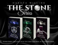 The Stone Series Trilogy Postcard