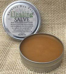Salve-Healing ...Doesn't Sting When Applied!