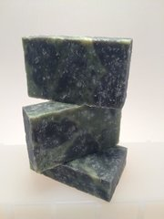 Activated Charcoal & Dead Sea Salt Facial Bar