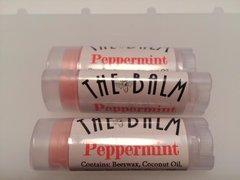 Peppermint Essential Oil Lip Balm!