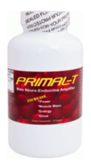 """Primal-T"" Male Neuro-Endocrine Amplifier 144 caps by PureLife"