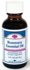 """Rosemary"" Essential Oil (1 fl oz) by Heritage Products $8.99"