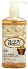 Shea Butter Hand Wash Liquid Soap (8 OZ) BY SOUTH OF FRANCE $4.50
