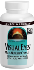 """Visual Eyes"" Multi-Nutrient Complex (120 Tablets) by Source Naturals $45.85"