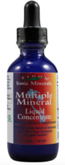 Multiple Mineral Liquid Concentrate (2 fl oz) by Eidon Ionic Minerals $14.99