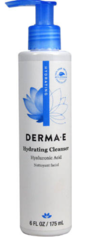 Hydrating Cleanser with Hyaluronic Acid (6 fl oz) by Derma-E $12.99