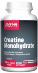"""Creatine Monohydrate"" Powder (11.4 oz) by Jarrow Formulas $12.99"