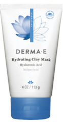 Hydrating Clay Mask with Hyaluronic Acid Masque Facial (4 oz) by Derma E $23.99