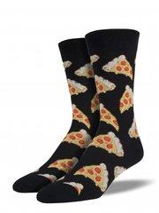 Crew Socks Mens PIZZA
