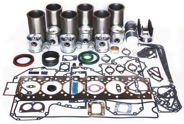 John Deere 4045t In Frame Engine Rebuild Kit Tik61612