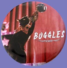 Boogie Woogie Buggles Button/Magnet