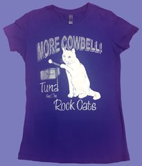Lady's Cowbell T-shirt