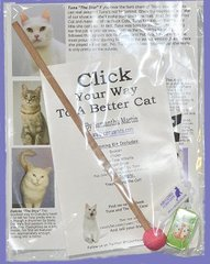 Training Kit:  Click your way to a better cat!