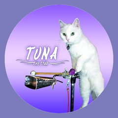 "Tuna ""The Star"" Round Button/Magnet"