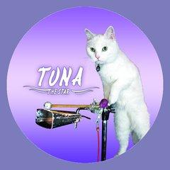 """Tuna """"The Star"""" Round Button/Magnet"""