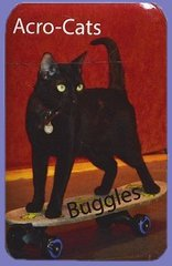 "Buggles, ""The Nerd"" Button/Magnet"