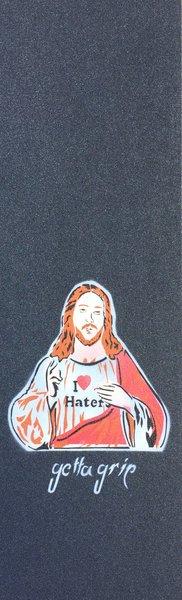 Jesus hearts haters