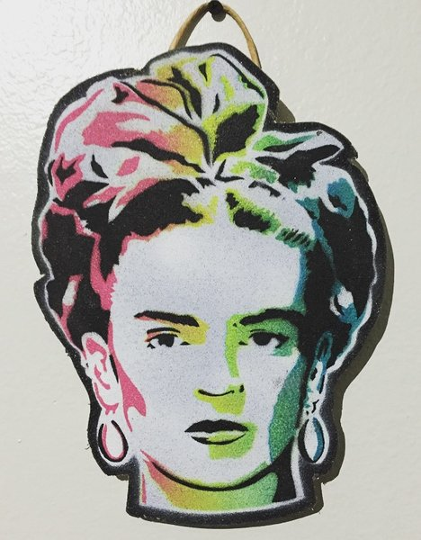 Frida Wall Piece