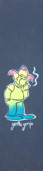 Smoking Krusty