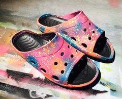 Sprayed Sandals